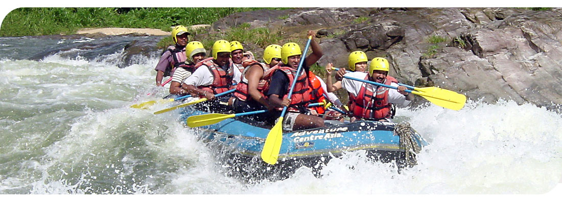 Sri Lanka Harry tours, White Water Rafting Sri Lanka